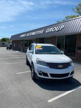 2016 Chevrolet Traverse for sale at Jones Automotive Group in Jacksonville NC