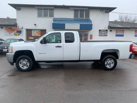 2012 Chevrolet Silverado 2500HD for sale at Twin City Motors in Grand Forks ND