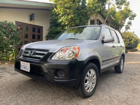 2005 Honda CR-V for sale at Santa Barbara Auto Connection in Goleta CA