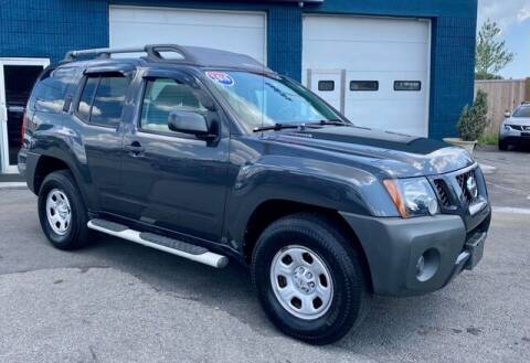 2010 Nissan Xterra for sale at Saugus Auto Mall in Saugus MA