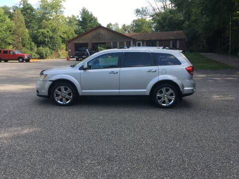 2012 Dodge Journey for sale at Lou Rivers Used Cars in Palmer MA