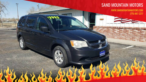 2011 Dodge Grand Caravan for sale at Sand Mountain Motors in Fallon NV