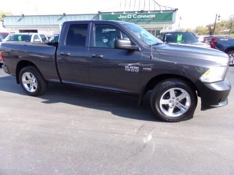 2016 RAM Ram Pickup 1500 for sale at Jim O'Connor Select Auto in Oconomowoc WI