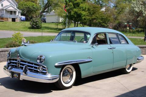1949 Lincoln Cosmopolitan for sale at Great Lakes Classic Cars & Detail Shop in Hilton NY
