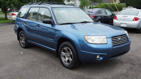2007 Subaru Forester for sale at Just In Time Auto in Endicott NY