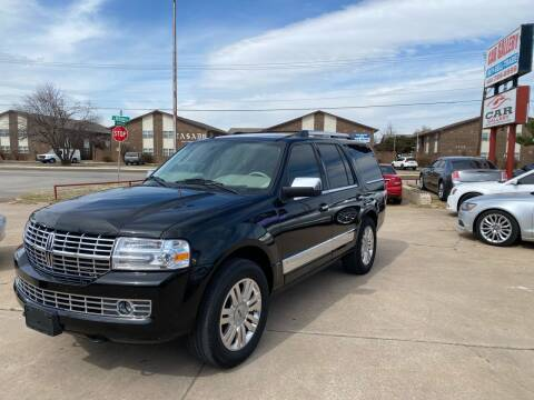 2012 Lincoln Navigator for sale at Car Gallery in Oklahoma City OK