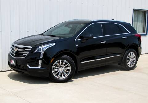 2019 Cadillac XT5 for sale at Lyman Auto in Griswold IA