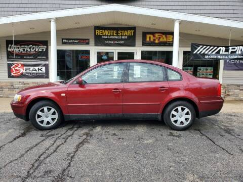 2000 Volkswagen Passat for sale at Stans Auto Sales in Wayland MI