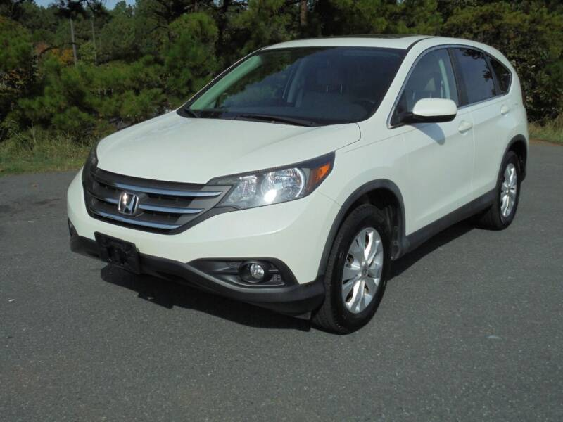 2014 Honda CR-V for sale at TURN KEY OF CHARLOTTE in Mint Hill NC