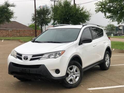 2014 Toyota RAV4 for sale at Executive Auto Sales DFW LLC in Arlington TX