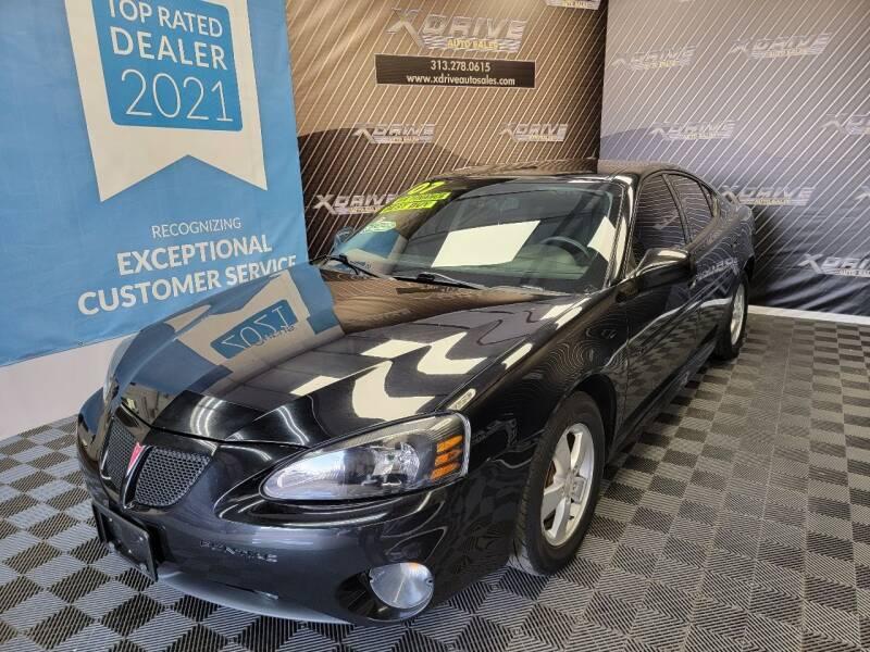 2007 Pontiac Grand Prix for sale at X Drive Auto Sales Inc. in Dearborn Heights MI