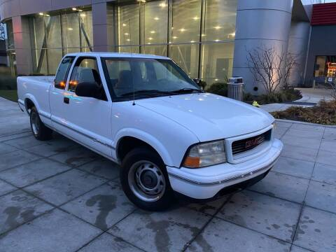 1999 GMC Sonoma for sale at Top Motors in San Jose CA