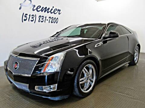 2011 Cadillac CTS for sale at Premier Automotive Group in Milford OH