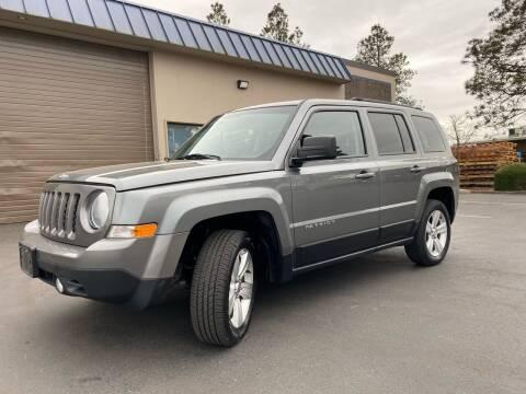 2014 Jeep Patriot for sale at Exelon Auto Sales in Auburn WA