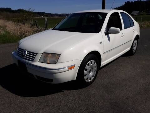 2005 Volkswagen Jetta for sale at State Street Auto Sales in Centralia WA
