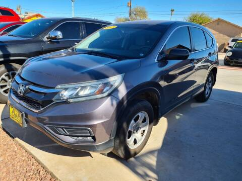 2015 Honda CR-V for sale at A AND A AUTO SALES in Gadsden AZ