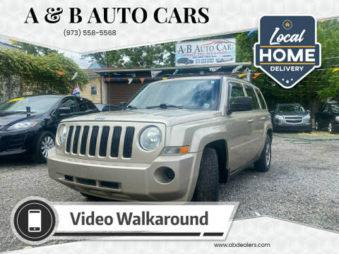 2010 Jeep Patriot for sale at A & B Auto Cars in Newark NJ
