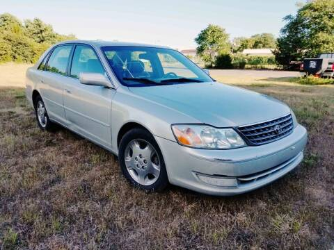 2003 Toyota Avalon for sale at Bricktown Motors in Brick NJ