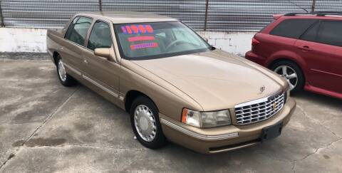 1999 Cadillac DeVille for sale at Moye's Auto Sales Inc. in Leesburg FL