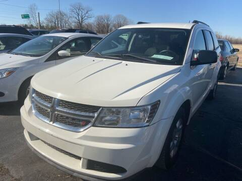 2012 Dodge Journey for sale at Sartins Auto Sales in Dyersburg TN