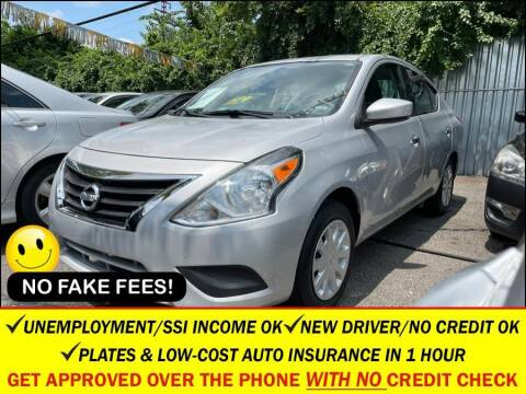 2017 Nissan Versa for sale at AUTOFYND in Elmont NY