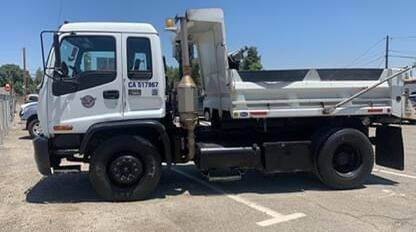 1997 GMC T7500 for sale at New Start Motors in Bakersfield CA