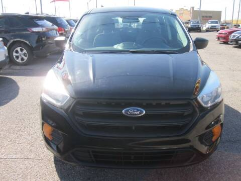 2017 Ford Escape for sale at T & D Motor Company in Bethany OK
