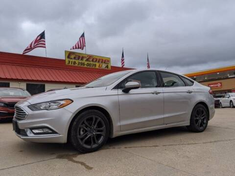 2018 Ford Fusion for sale at CarZoneUSA in West Monroe LA