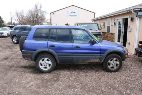 1998 Toyota RAV4 for sale at Northern Colorado auto sales Inc in Fort Collins CO