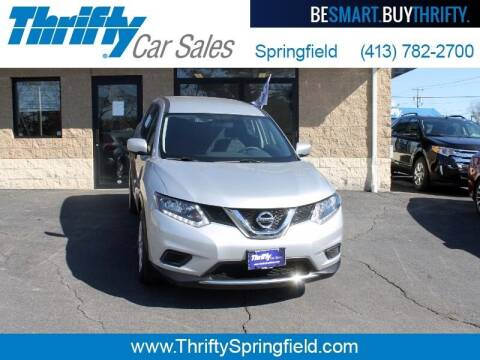 2016 Nissan Rogue for sale at Thrifty Car Sales Springfield in Springfield MA