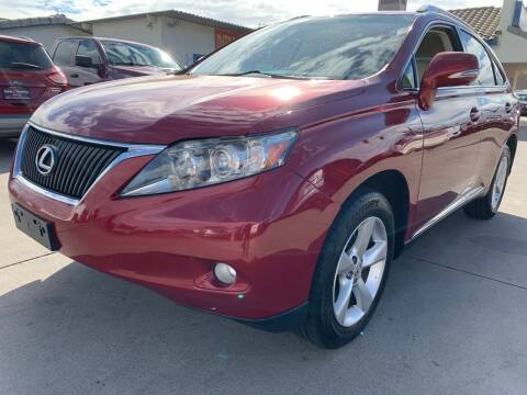 2011 Lexus RX 350 for sale at Town and Country Motors in Mesa AZ