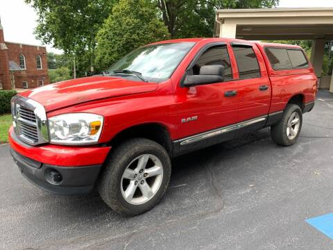 2008 Dodge Ram Pickup 1500 for sale at On The Circuit Cars & Trucks in York PA