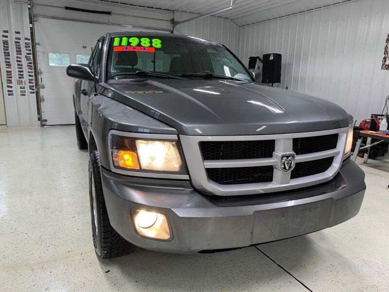2009 Dodge Dakota for sale at SMS Motorsports LLC in Cortland NY