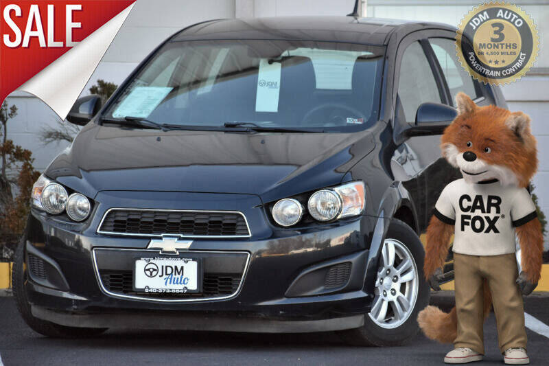 2013 Chevrolet Sonic for sale at JDM Auto in Fredericksburg VA