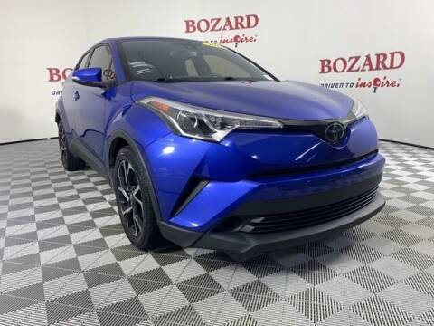 2018 Toyota C-HR for sale at BOZARD FORD in Saint Augustine FL