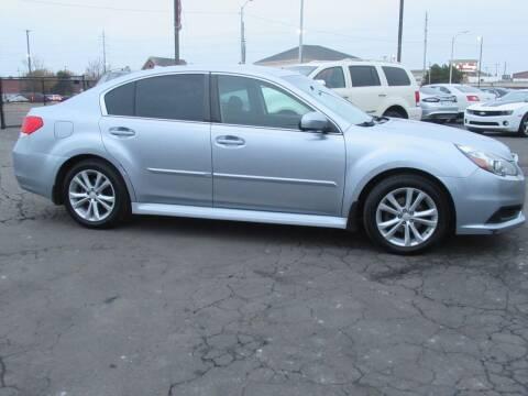 2014 Subaru Legacy for sale at Bi-Rite Auto Sales in Clinton Township MI