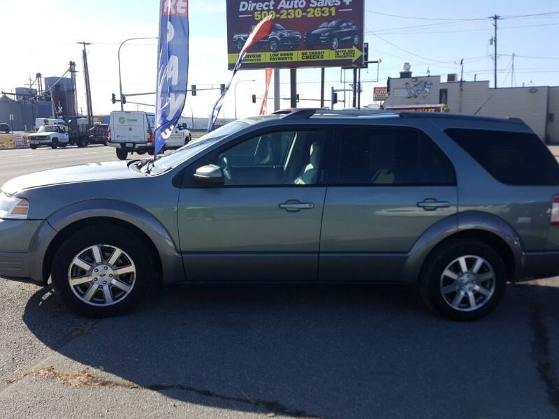 2008 Ford Taurus X for sale at Direct Auto Sales+ in Spokane Valley WA