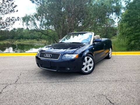 2003 Audi A4 for sale at Excalibur Auto Sales in Palatine IL