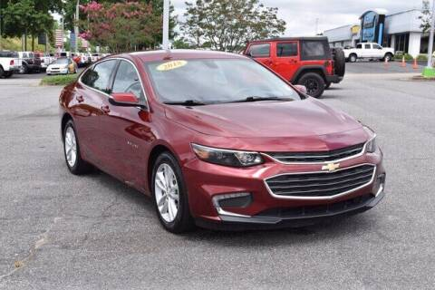 2018 Chevrolet Malibu for sale at Hickory Used Car Superstore in Hickory NC