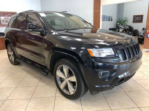 2015 Jeep Grand Cherokee for sale at Adams Auto Group Inc. in Charlotte NC