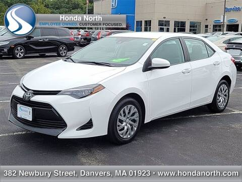 2019 Toyota Corolla for sale at 1 North Preowned in Danvers MA