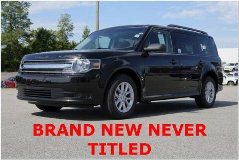 2019 Ford Flex for sale at WHITE MOTORS INC in Roanoke Rapids NC