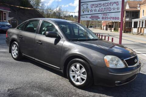 2006 Ford Five Hundred for sale at Frenchy's Auto LLC. in Pittsburgh PA