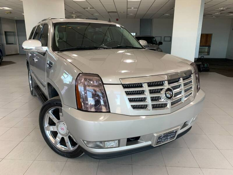 2007 Cadillac Escalade for sale at Auto Mall of Springfield in Springfield IL