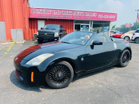 2005 Nissan 350Z for sale at LUXURY IMPORTS AUTO SALES INC in North Branch MN