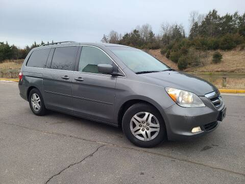 2007 Honda Odyssey for sale at Lexton Cars in Sterling VA
