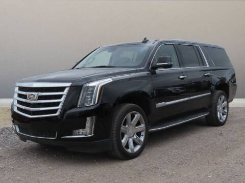 2019 Cadillac Escalade ESV for sale at Ron Carter  Clear Lake Used Cars in Houston TX