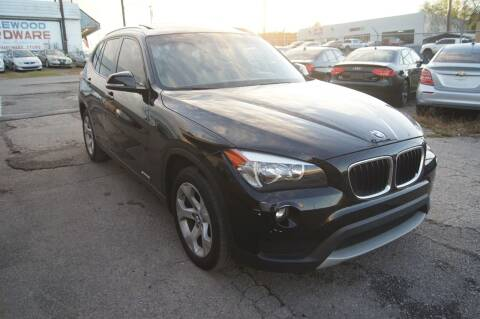 2014 BMW X1 for sale at Green Ride Inc in Nashville TN