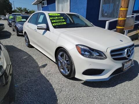 2014 Mercedes-Benz E-Class for sale at La Playita Auto Sales Tulare in Tulare CA