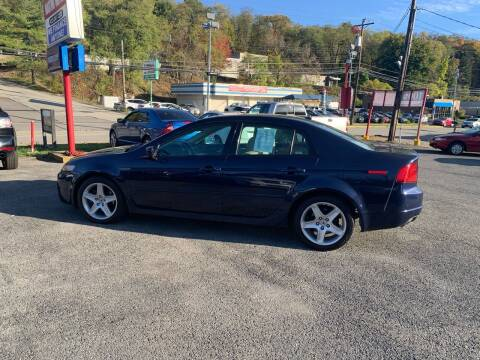 2006 Acura TL for sale at Martino Motors in Pittsburgh PA